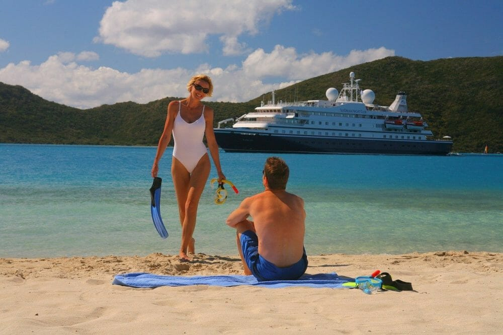 ideas to surprise someone with a cruise