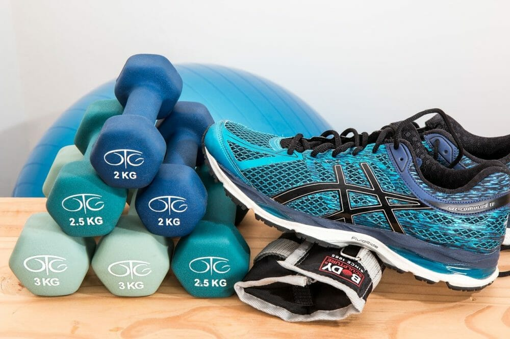 fitness gifts under 25