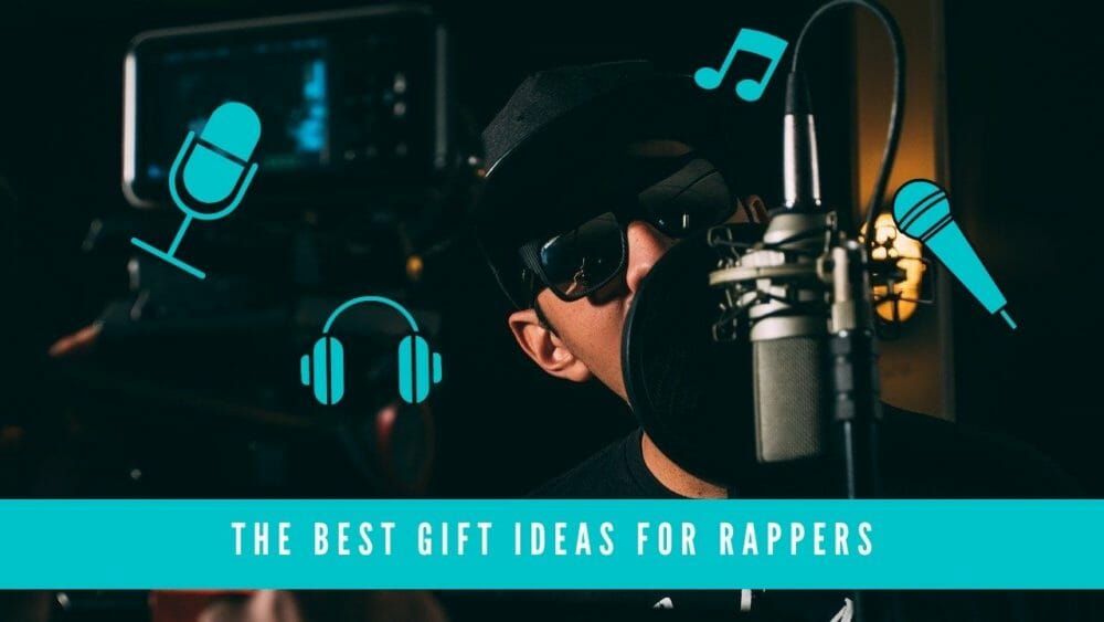 gifts for aspiring rappers banner