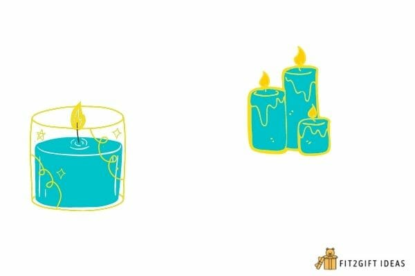 candles gift
