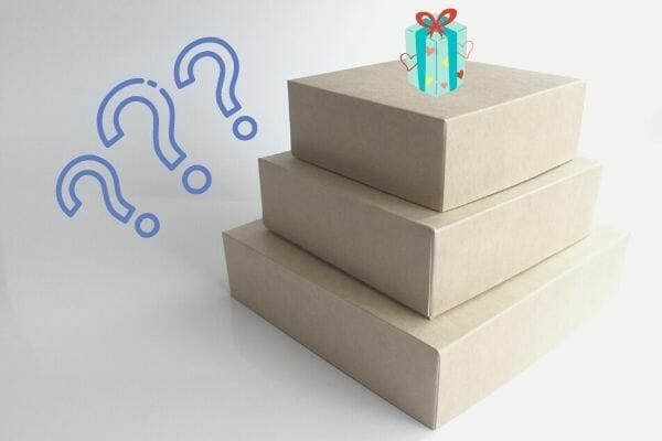 funny ways to wrap gift in boxes