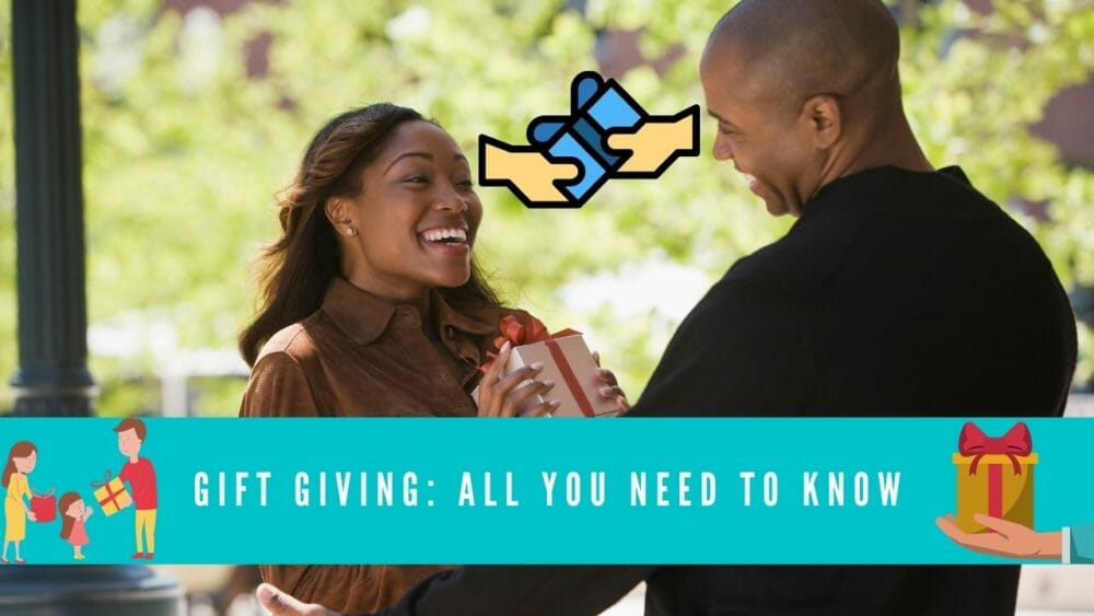 Gift Giving Featured Image