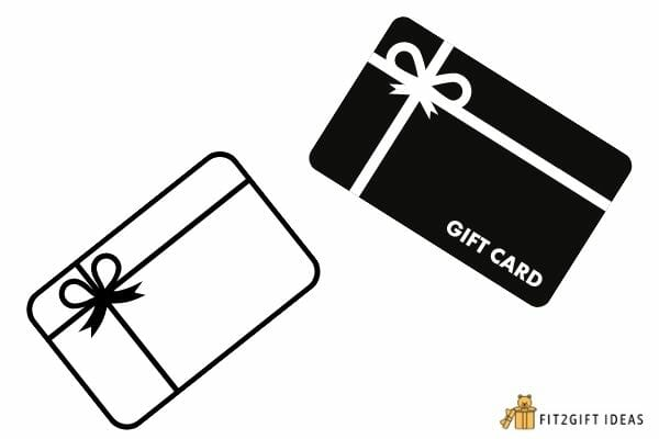 gift cards as gifts